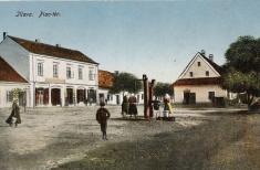 Námestie, 1910