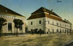 Moravec okolo roku 1910