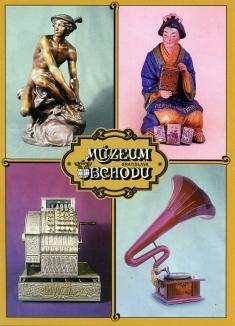 Exponáty Múzea obchodu