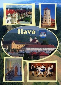 Pohľadnica mesta
