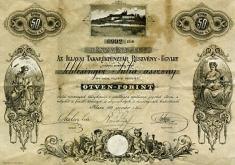 Cenný list ilavskej banky